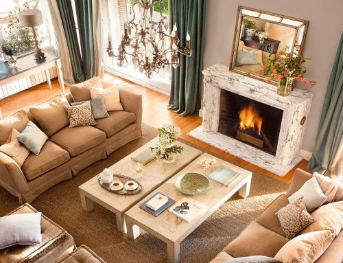 ¿Cómo conseguir que el sofá encaje con la decoración de tu salón?