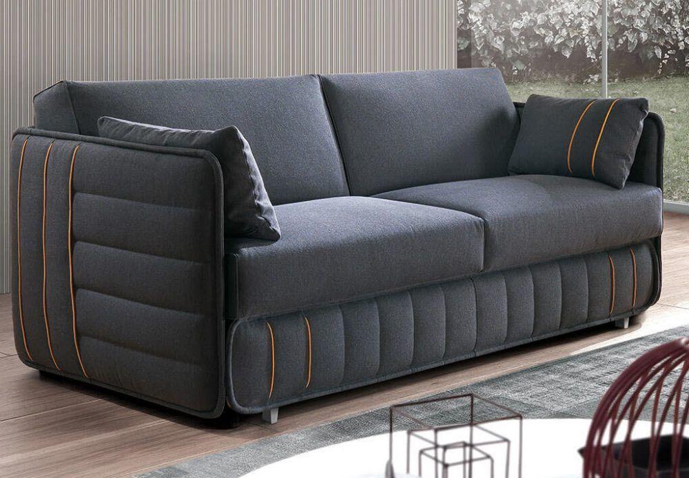 Sofá con tela de algodon