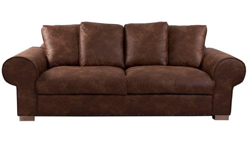 Sofá con tela de poliester