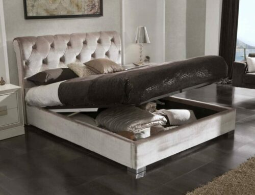 Los beneficios que aporta un canapé tapizado respecto al típico somier