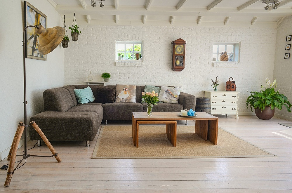 Sofá chaise longue para el salón