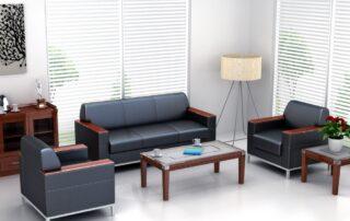 sofás para decorar espacios en locales