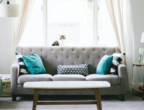 Consejos para mantener tu sofá como nuevo durante muchos años